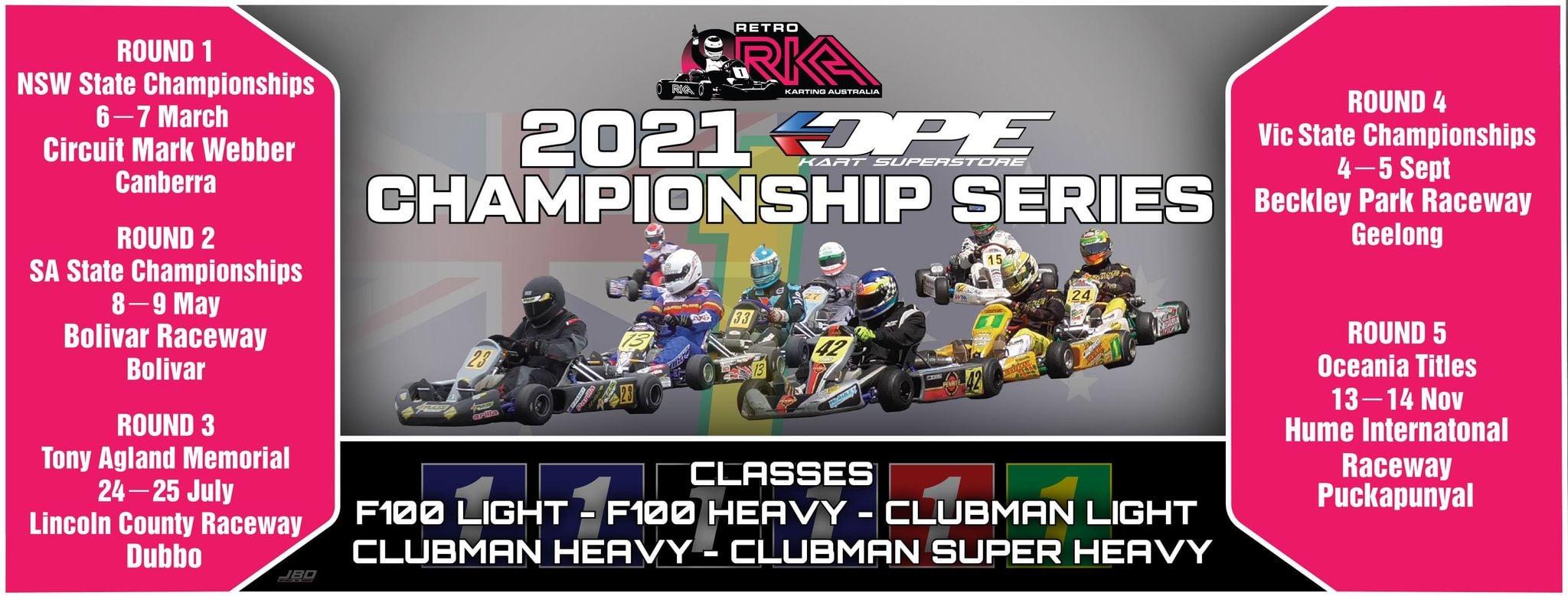 2021 RKA DPE Championship Series